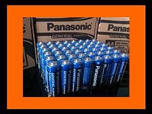 Panasonic Mignon R6 - Pilas alcalinas AA (48 unidades, 1,5 V)