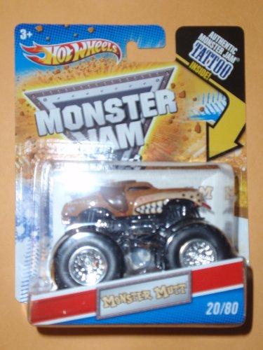2011 Hot Wheels Monster Jam #20/80 MONSTER MUTT