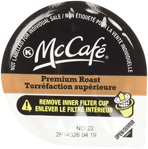 mcdonalds french roast coffee - 5