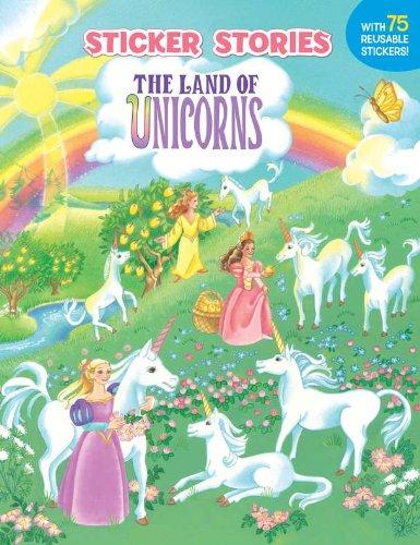 The Land of Unicorns (Sticker Stories)