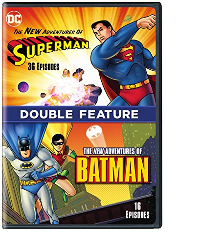 The Adventures of Batman / The Adventures of Superman (DBFE) at Gotham City Store
