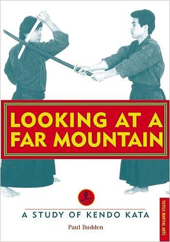 Looking at a Far Mountain: A Study of Kendo Kata (Tuttle Martial