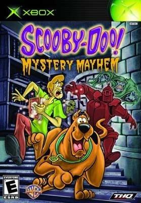 Amazon Com Scooby Doo Mystery Mayhem Video Games