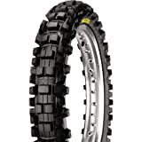 Maxxis M7305 Maxxcross IT Tire - Rear - 110/90-19 , Position: Rear, Tire Type: Offroad, Tire Application: Intermediate, Load Rating: 62, Speed Rating: M, Tire Size: 110/90-19, Rim Size: 19 TM78725000