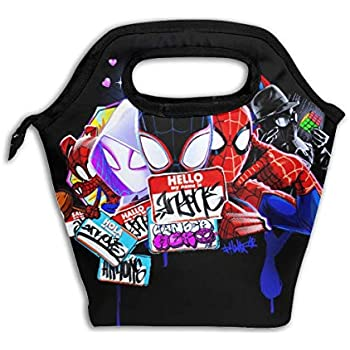Amazon.com: De The Amazing Spiderman DJ Lunch Box bolsa para ...