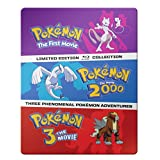 Pokemon: 1-3 Movie Collection