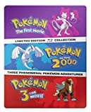Best Anime Movies - Pokemon: 1-3 Movie Collection [Blu-ray] Review