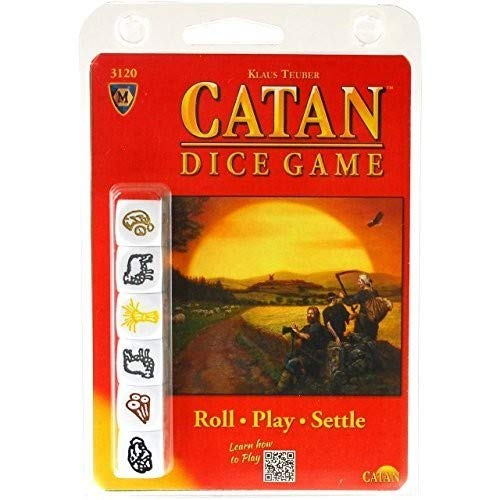 - Catan Dice Game