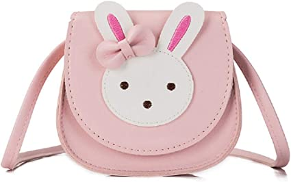 Sunmall Little Girl Purse Cute Crossbody Bag Kids Messenger Shoulder Handbag for Little Girls