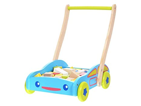 Andador con bauk lötzen Diseño Carro Block and Roll 40 ...