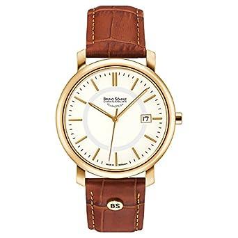 Bruno SÖhnle Herren-Armbanduhr 17-33142-241