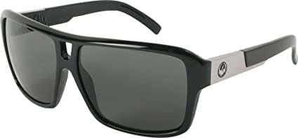 211eb56ebb Amazon.com   Dragon Sunglasses - The Jam   Frame  Jet Black Lens ...