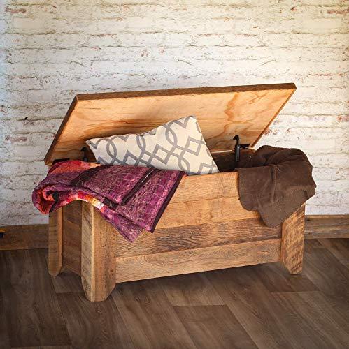 - Blanket Chest/Storage Trunk - 37x17x18