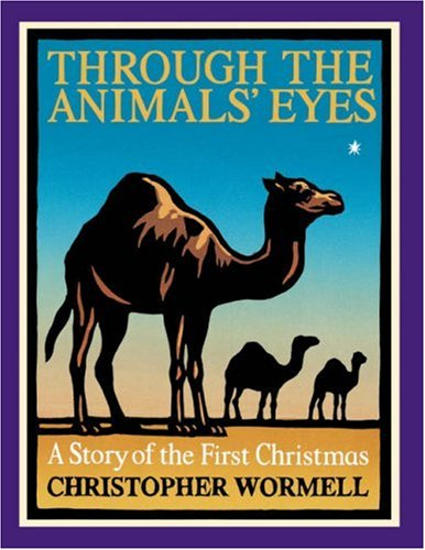 Download Through the Animals' Eyes: A Story of the First Christmas pdf