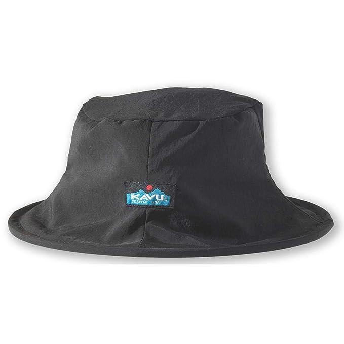 8274631a Amazon.com : KAVU Unisex Fishermans Chillba, Black, No Size : Sun Hats :  Clothing