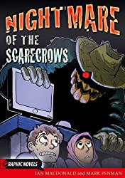 Nightmare of the Scarecrows (Badger Graphic Novels)