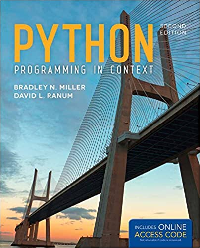 Python Programming in Context: 9781449699390: Computer Science Books
