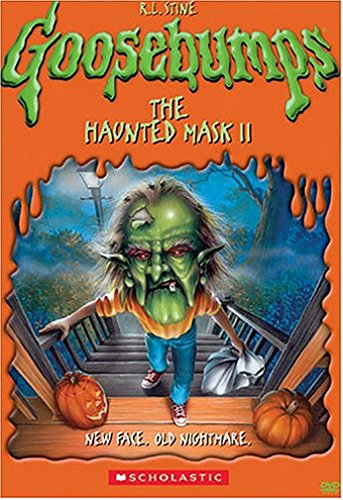 Goosebumps - The Haunted Mask II]()