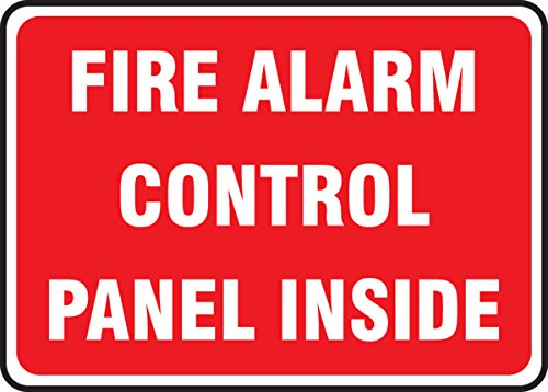 Amazon.com: Alarma de incendio Panel de control interior ...