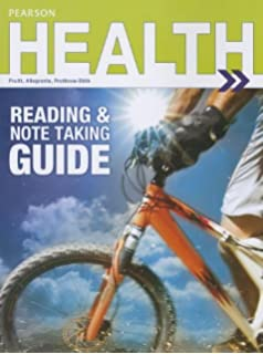 PRENTICE HALL HEALTH 2014 GUIDED READING WORKBOOK GRADE 9/12