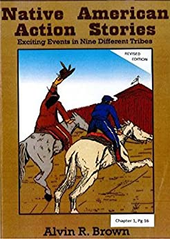 Native American Action Stories by [Brown, Alvin]
