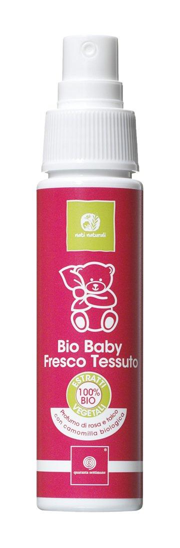 Quaranta Settimane Bio Baby Fresco Tessuto - 1 Prodotto Suavinex Italia QS0240005