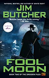 Fool Moon (The Dresden Files, Book 2)