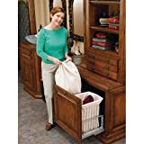 Rev-A-Shelf R5CHB-Liner Cloth Hamper Bag for Wire Hamper