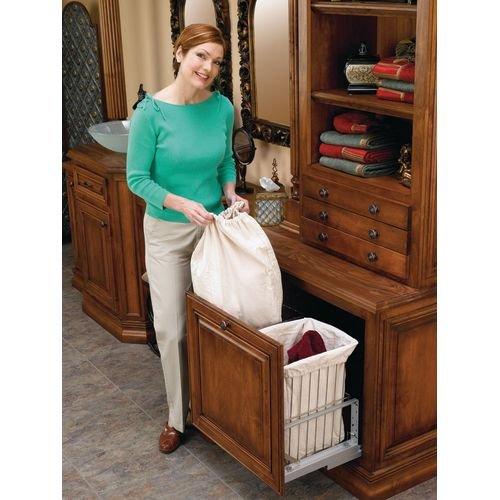 Rev-A-Shelf R5CHB-Liner Cloth Hamper Bag for Wire Hamper