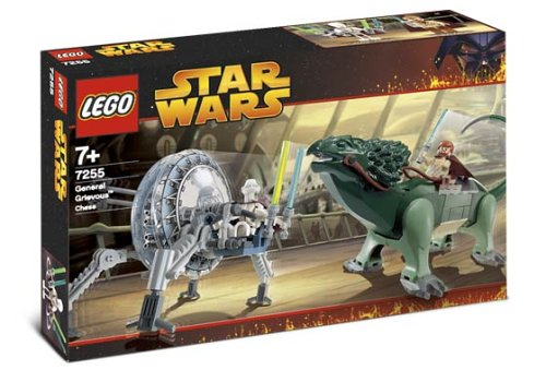 Lego Star Wars Wars Wars 7255 - General Grievous Chase e3f311