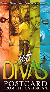 WWF Divas - Postcard from the Caribbean