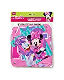 American Greetings Minnie Mouse Bow-Tique Birthday Party Banner, Party Supplies