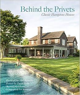 Behind the Privets: Historic Hampton Houses: Amazon co uk