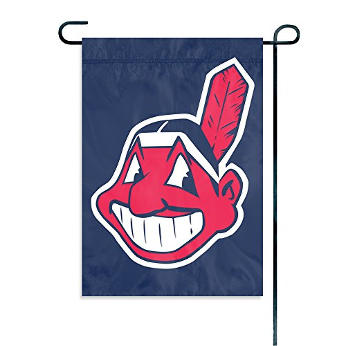 Banner Cleveland Indians (Party Animal MLB Cleveland Indians Garden Flag)