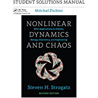 Student Solutions Manual for Nonlinear Dynamics and Chaos, 2nd edition