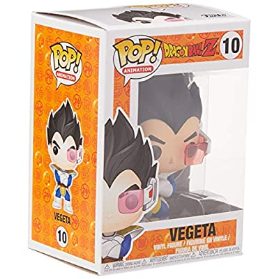 Funko POP! Anime: Dragonball Z Vegeta Action Figure: Toys & Games