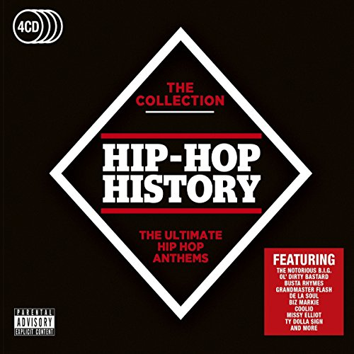 VA - Hip - Hop History  The Collection - (0190295908683) - 4CD - FLAC - 2017 - WRE Download