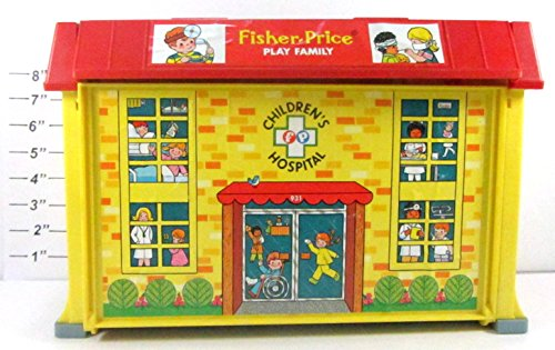 Vintage Fisher Price Little People - 4