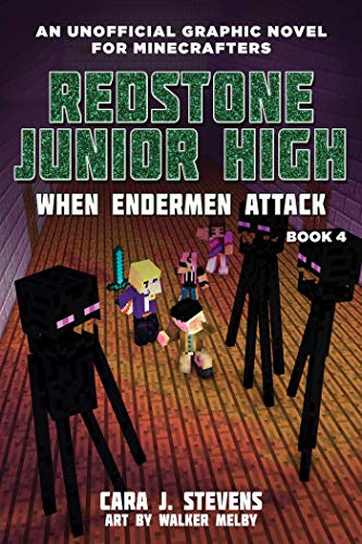 When Endermen Attack: Redstone Junior High #4