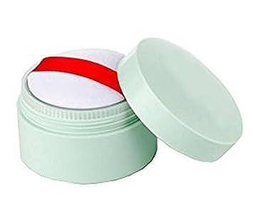b3f0198396cb Amazon.com: 1PCS 5ml Green Portable Empty Clear Foundation Make-up ...