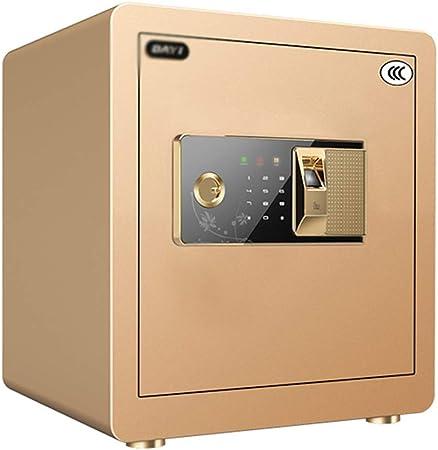 Caja Fuerte Segura Inteligente del hogar del Metal Caja de la contraseña de la Oficina Caja