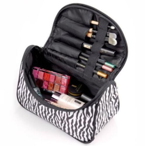 [New Women Multifunction Travel Cosmetic Bag Makeup Case Pouch Toiletry new] (After Party Alice Costume)
