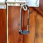 Combinazione-a-4-Cifre-Lucchetto-160mm-Lucchetto-Resistente-Facile-da-Usare-e-Resettare-Piccola-Lucchetto-per-Armadietti-Container-Cancelli-Uso-Esterno-e-Interno