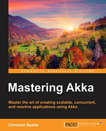 Download PDF Mastering Akka