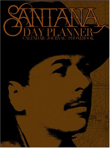 Santana Day Planner: - Santana Shell