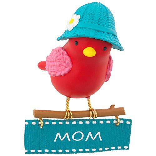 Hallmark Keepsake 2017 Winter Bird Mom Christmas Ornament (Presents 2017 Christmas For)