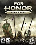 For Honor Year 3 Pass [Online Game Code]