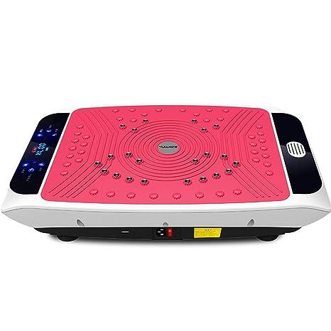 Plataformas vibratorias Máquina que adelgaza la máquina casera de la pérdida de peso del cuerpo casero
