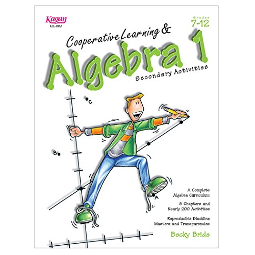 Cooperative Learning & Algebra (Grades 7-12) 464pp