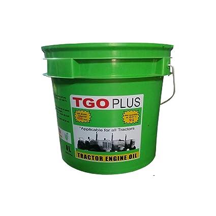 TGO Plus Tractor Engine Oil – 9 litres: Amazon in: Car